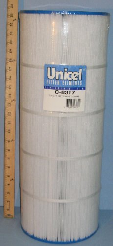 Unicel C-8317 Replacement Filter Cartridge for 175 Square Foot Hayward Xstream CC1750RE by Unicel