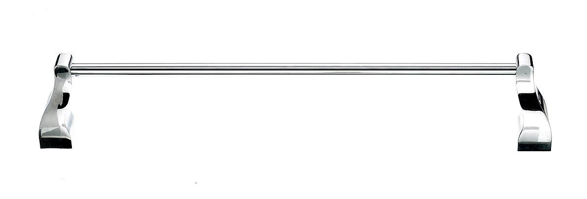 トップノブaq10 Aquaバス30インチシングルタオルバー、 AQ10PC 1 B005O07YM8 クロム クロム