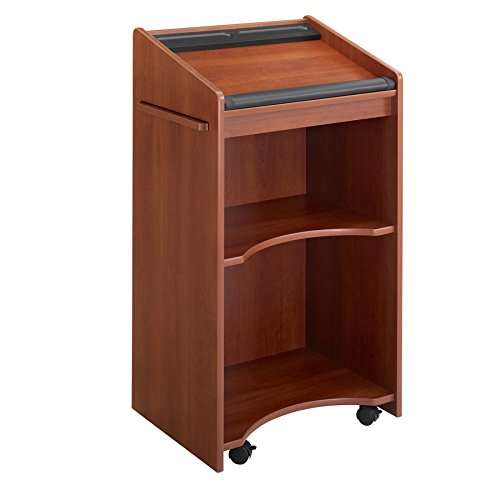 Safco - Executive Mobile Lectern by Safco