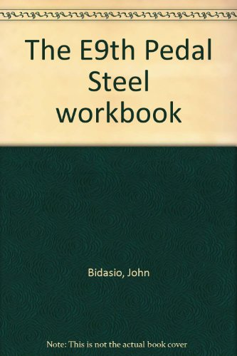 The E9th Pedal Steel workbook