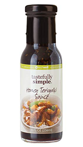 Tastefully Simple Honey Teriyaki Sauce