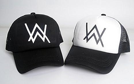 827594e52e3 Buy Generic Black   2017 New Alan Walker DJ Trucker Hat Baseball Cap ...