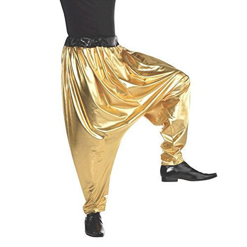 amscan Hip Hop Costume | Harem Pants | Adult -
