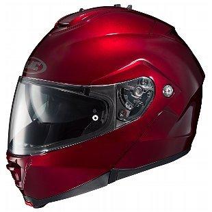 HJC IS-Max 2 Solid Modular Helmet Wine XL