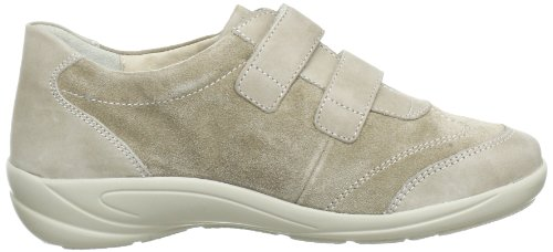 Semler Birgit B6015143019, Sneaker donna Beige (Beige (Stein 019))