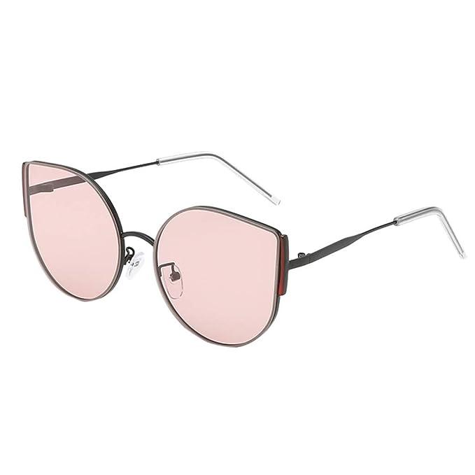Mymyguoe Gafas de Sol para Hombres y Mujeres Moda Hombre ...