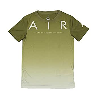 Nike Kid's Top, Olive Canvas, Size 12-13 Years