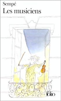 Les Musiciens par Sempé