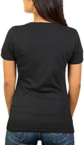 likoli Rock Me Amadeus – 80er impreza Revival – damski T-Shirt firmy kocur likoli: Odzież
