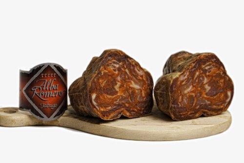 Pata Negra 850 gr Morcon Iberico Bellota Andalusische Feinschmecker Spezialität