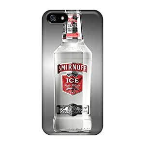 Premium Durable Smirnoff Ice Fashion Tpu Iphone 5/5s Protective Case Cover