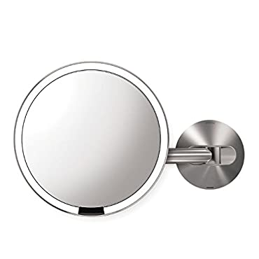 Best wall mounted makeup mirror with lightBest Magnifying Makeup Mirror With Light Wall Mount   5x  10x  15x  . Best Vanity Mirror For Makeup. Home Design Ideas