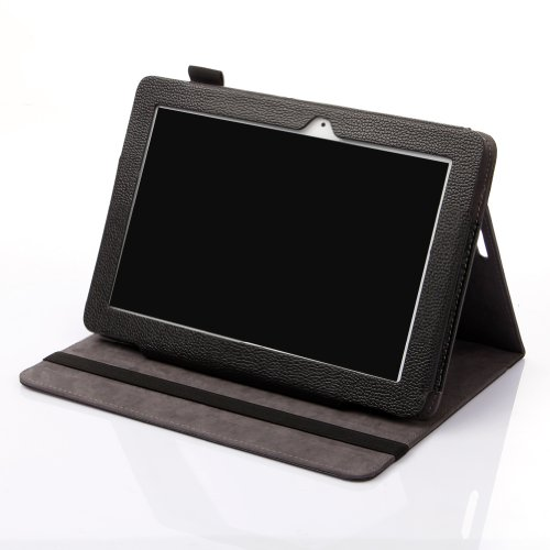 - for Asus ME102A Tablet Case Slim-Book Stand Cover Case for ASUS MeMO Pad 10 Case 10.1-Inch Tablet