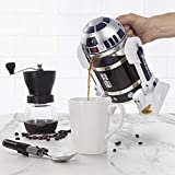 Cheap Star Wars R2-D2 French Press, Novelty Coffee Maker, Star Wars Edition