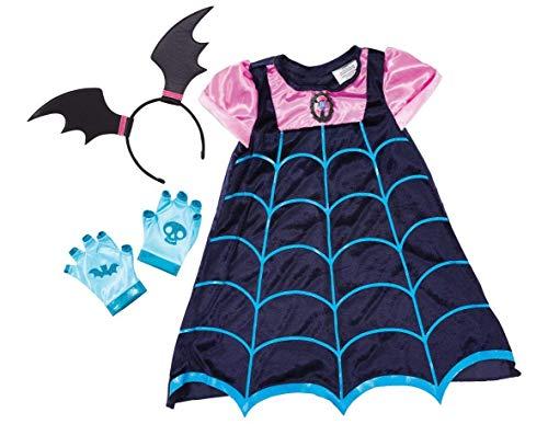 Vampirina Boo-Tiful Dress Size 4 5 6 -