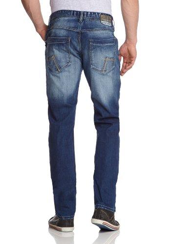 Wash Vaqueros 3537 Timezone Bay fit Blue para skinny hombre Azul 8CqrCdzw