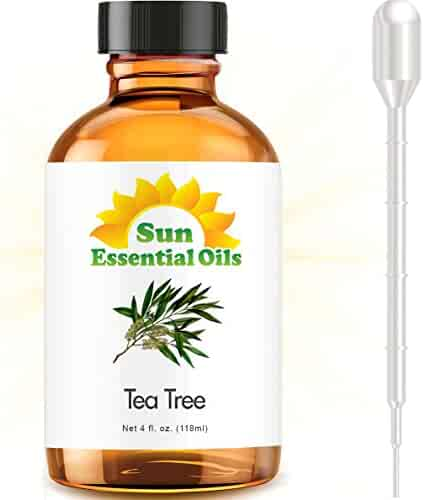 Tea Tree Oil (LARGE 4 OUNCE) Best Essential Oil