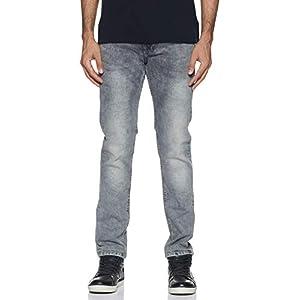 Mufti Men's Super Slim Fit Stretchable Jeans