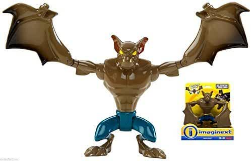 Fisher Price Imaginext DC Super Friends Man-Bat Figure NIP 2015 by DC Comics by DC Comics