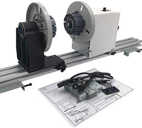 """US 110V 64/"""" Automatic Media Take up Reel SD64 Two Motors for Mimaki//Roland//Epson"""