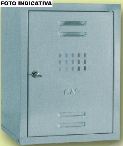 Cassetta Copricontatore Gas Colore Bianco 45 H x 35 L x 25 P SecureBay