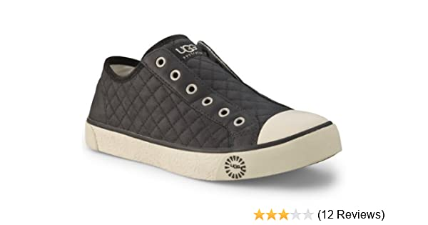 d919fec9656 Amazon.com | UGG Women's Laela Quilted, Black, US 11 M | Fashion ...