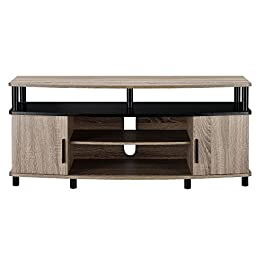 Ameriwood Home Carson TV Stand for 50-Inch TVs (So...