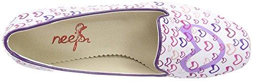 Neefs Printed Shoes, Scarpe Col Tacco Donna Multicolore