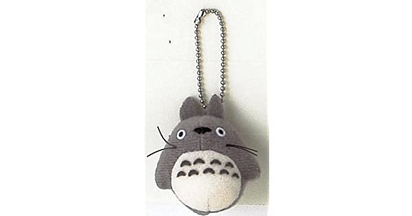 "Amazon.com: Studio Ghibli Mi vecino Totoro 1.5"" Gris ..."
