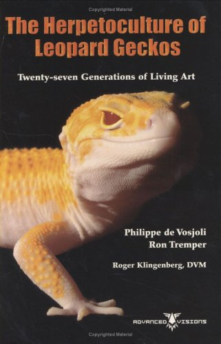 The Herpetoculture of Leopard Geckos