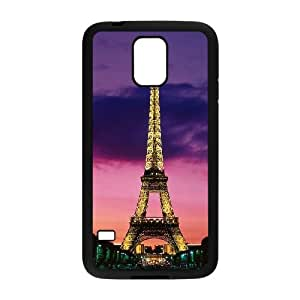 Paris Samsung Galaxy S5 Cell Phone Case Black SA9736991