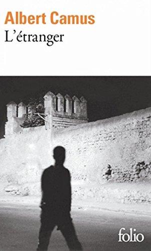 L'étranger par Albert Camus (French Edition)