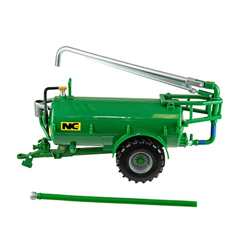 Britains 43253 NC Dungstreuer grün, Multi