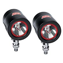 WARN 83552 Wxt200-Hid Spot Beam Off Road Light-Pair