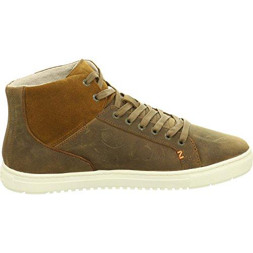 Hub Herren Sneakers Murrayfield Braun