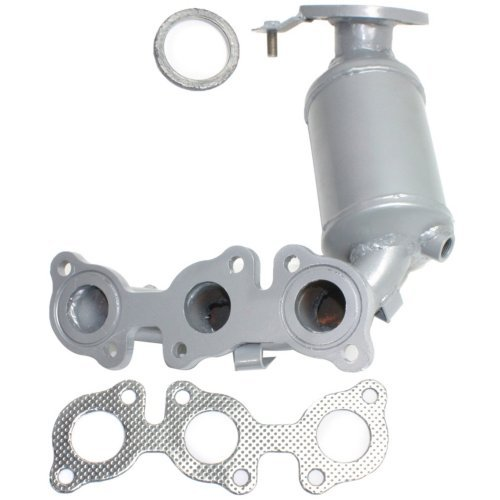 Catalytic Converter Compatible with 2002-2006 Toyota Camry Aluminized Steel Tube Upstream