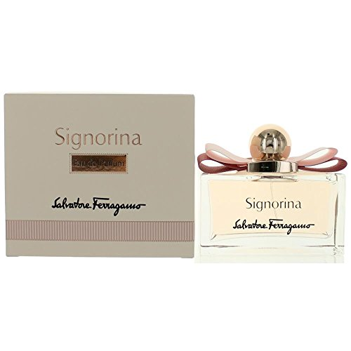 Signorina Eau de Parfum Spray for Women, 3.4 Ounce