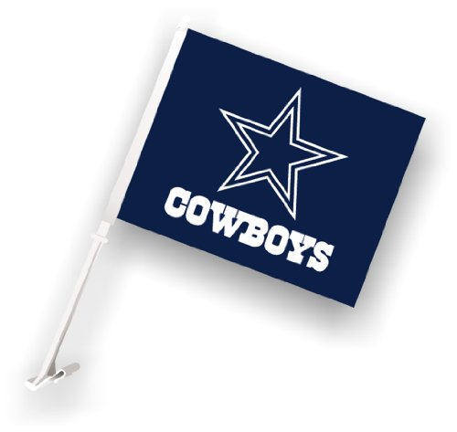 NFL Dallas Cowboys Car Flag