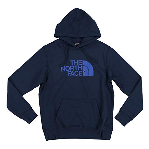 The North Face Mens Half Dome Graphic Pullover Hoodie (Medium, Urban ()