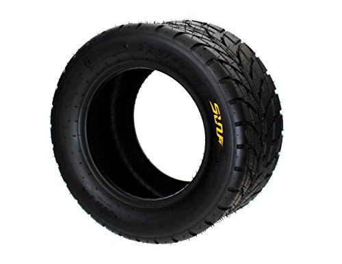 SunF A021 Road Go ATV Tires 19x6-10 & 225/45-10, 4 Ply Front&Rear by SunF (Image #2)