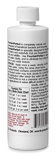 Fountain Perfect Biological Fountain Treatment, 12 oz. by Fountain Perfect (Image #1)