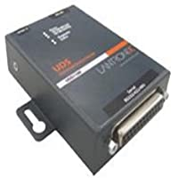 Lantronix Device Server UDS 1100-PoE - Device server - 10Mb LAN, 100Mb LAN, RS-232, RS-422 - UD11000P0-01