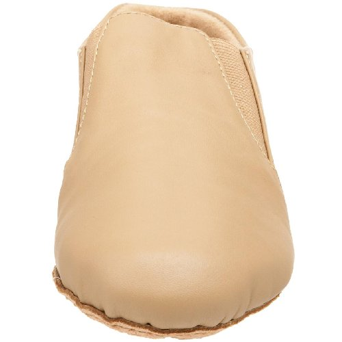 Caramel Nude Tan Gore Leather Little Jazz Kid Kid W Dance Jb600 Big Class Shoe 17OWgW