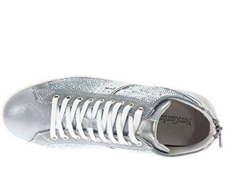 Strass Alta Giardini Blu Donna Sneaker Con P717243d 238 Nero x0SqfUHx