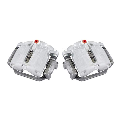 Caliper Assembly (CKOE00968 [ 2] REAR Premium Grade OE Semi-Loaded Caliper Assembly Pair Set)