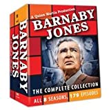Barnaby Jones Complete Collection 8 Seasons 179 Episodes
