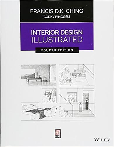 Interior Design Illustrated 4th Edition