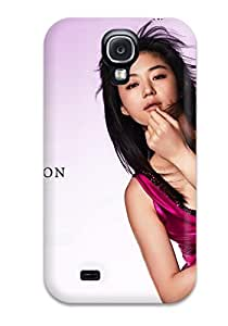 Cute Appearance Cover/tpu VNBdcbP6623UKIRo South Korean Actress Jeon Ji Hyun Case For Galaxy S4