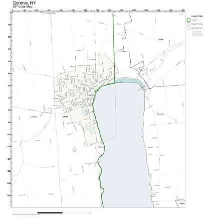 Amazon.com: ZIP Code Wall Map of Geneva, NY ZIP Code Map ... on washington ny map, lyncourt ny map, northfield ny map, greenfield center ny map, ellery ny map, geneva new york, rondout ny map, wooster ny map, rockford ny map, elwood ny map, florence ny map, denver ny map, webb ny map, ny canal map, ontario county ny map, edmonton ny map, town of tyre ny map, pittsburgh ny map, glasgow ny map, barrington ny map,
