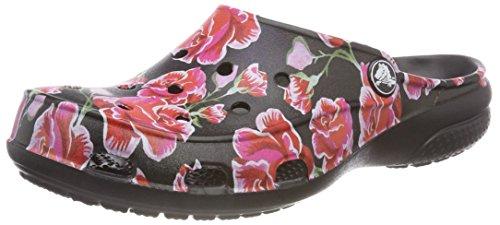 Image of Crocs Women's Freesail Graphic Clog, Casual Comfort Mule, Lightweight Water Shoe